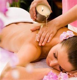 Hot Oil Massage