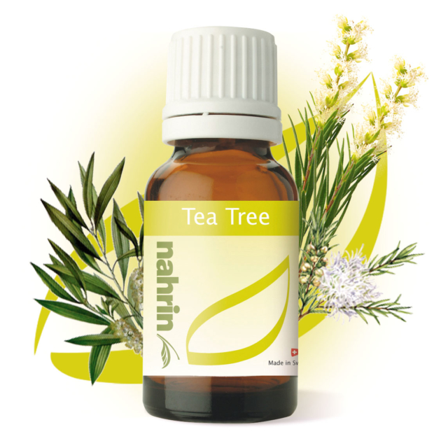 Tea Tree Oil and a Whole Foods Diet